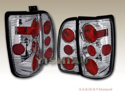 Custom - G2 Chrome Taillights