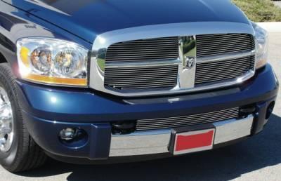 T-Rex - Dodge Ram T-Rex Billet Grille Insert - 4PC - 20467