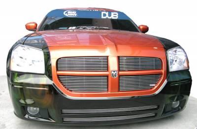 T-Rex - Dodge Magnum T-Rex Billet Grille Insert - 4PC - 20473