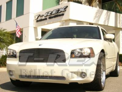 T-Rex - Dodge Charger T-Rex Billet Grille Insert - Full Opening - 19 Bars - 1PC - 20474
