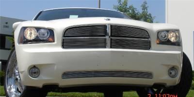 T-Rex - Dodge Charger T-Rex Billet Grille Insert - 4Pc - 20475