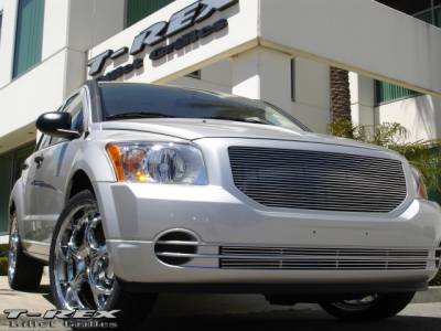 T-Rex - Dodge Caliber T-Rex Billet Grille Insert - 21 Bars - 1PC - 20477