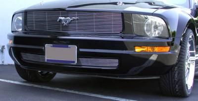T-Rex - Ford Mustang T-Rex Billet Grille Insert - 1PC - 20515