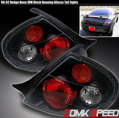 Custom - Black Altezza Taillights
