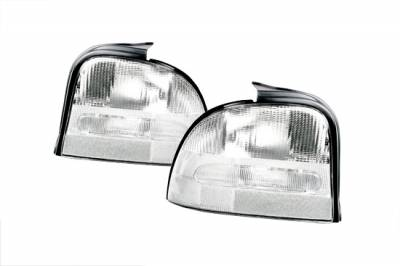 Custom - All Clear Taillights