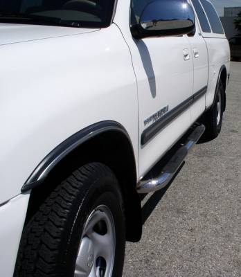Aries - Toyota Tundra Aries Sidebars - 3 Inch