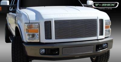T-Rex - Ford Superduty T-Rex Billet Grille Insert - 3PC - 20563
