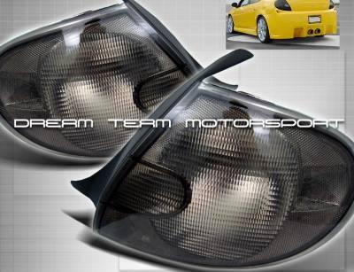 Custom - Stock Smoke Taillights