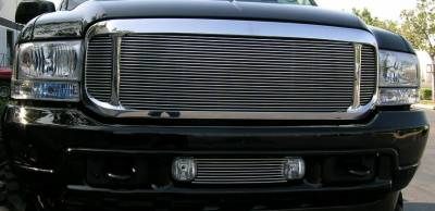 T-Rex - Ford Excursion T-Rex Billet Grille Insert - 3PC - 20585