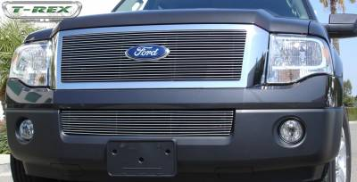 T-Rex - Ford Expedition T-Rex Billet Grille Insert - 20 Bars - 1PC Design - 20594
