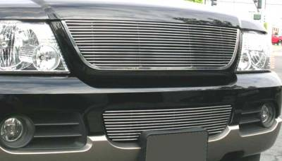 T-Rex - Ford Explorer T-Rex Billet Grille Insert with Lower Billet Molding - 20656