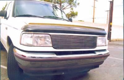 T-Rex - Ford Ranger T-Rex Billet Grille Insert - 17 Bars - 20675