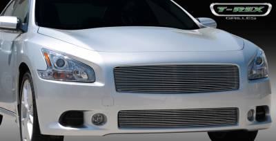 T-Rex - Nissan Maxima T-Rex Billet Grille Insert - 20758