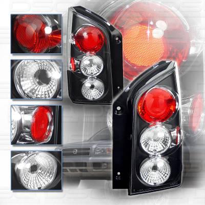Custom - Black Taillights