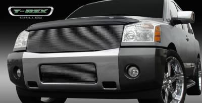 T-Rex - Nissan Titan T-Rex Billet Grille Insert - 22 Bars - 1PC - 20780