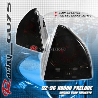 Custom - Smoke Euro Altezza Taillights
