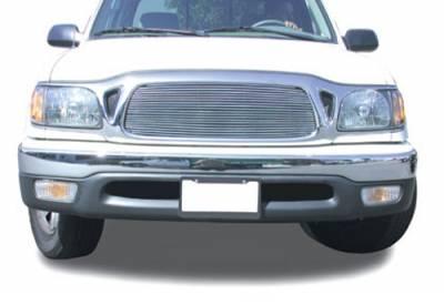 T-Rex - Toyota Tacoma T-Rex Billet Grille Insert - 20 Bars - 20887