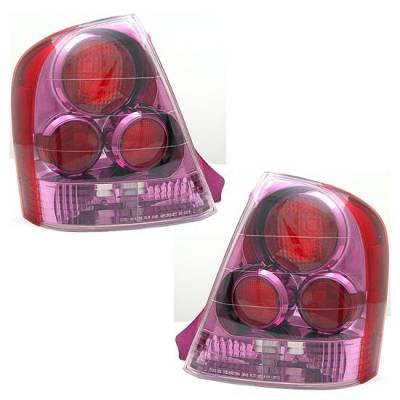 Custom - Purple Taillights