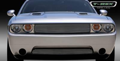T-Rex - Dodge Challenger T-Rex Billet Grille Insert - 21415