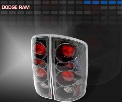 Custom - Euro Carbon Fiber Taillights