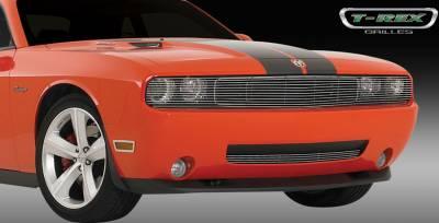 T-Rex - Dodge Challenger T-Rex Phantom Billet Grille Insert - Full Opening - 21416