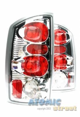 Custom - Light Chrome Altezza Taillights