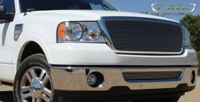 T-Rex - Lincoln Mark T-Rex Billet Grille - Full Opening - Bolt On - 21556