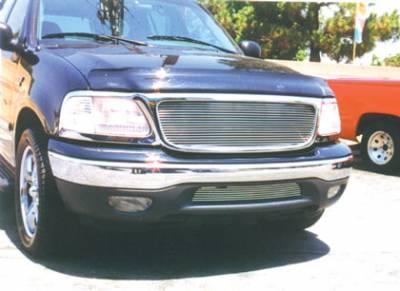 T-Rex - Ford F150 T-Rex Billet Grille Overlay - Bolt On - 21583