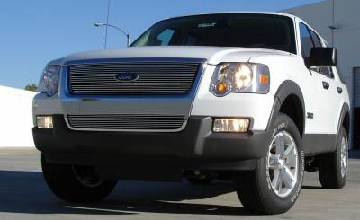T-Rex - Ford Expedition T-Rex Billet Grille Overlay - Bolt On - 21659
