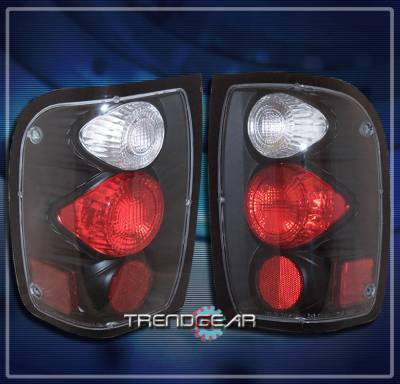 Custom - Euro Black Taillights
