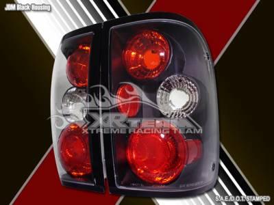 Custom - JDM Black Taillights