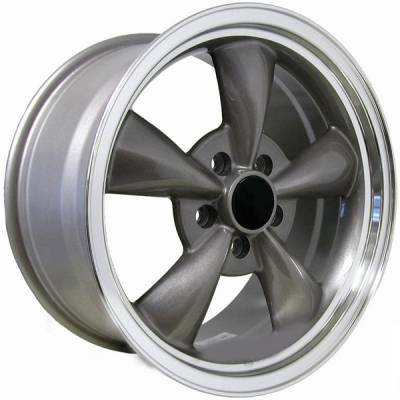 AM Custom - Ford Mustang Anthracite Bullitt Wheel
