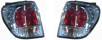 Custom - Clear Taillights