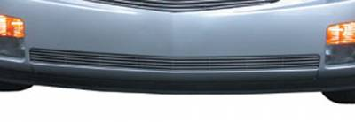 T-Rex - Cadillac CTS T-Rex Bumper Billet Grille - 5 Bars - 25192