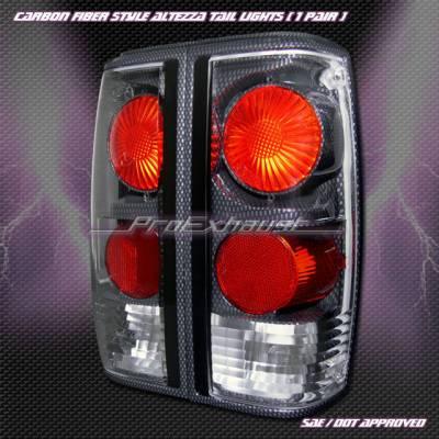 Custom - Euro Carbon Altezza Taillights