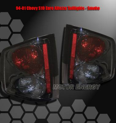 Custom - Euro Smoke Altezza Taillights