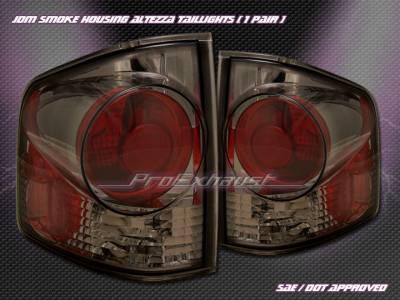 Custom - JDM Smoke Altezza Taillights