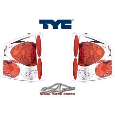 Custom - Chrome Euro TYC Taillights