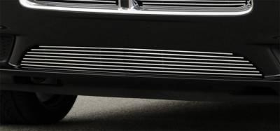 T-Rex - Dodge Charger T-Rex Bumper Billet Grille - 25442