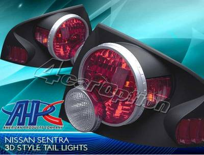 Custom - Retro Black Taillights