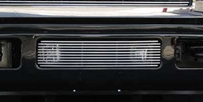 T-Rex - Ford Superduty T-Rex Bumper Billet Grille Insert - 10 Bars - 25561