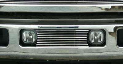 T-Rex - Ford Superduty T-Rex Bumper Billet Grille Insert - 10 Bars - 25562