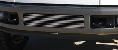 T-Rex - Ford Superduty T-Rex Bumper Billet Grille Insert - Center Opening - 25564
