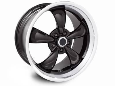 AM Custom - Ford Mustang Chrome Deep Dish Bullitt Wheel