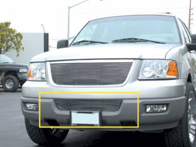 T-Rex - Ford Expedition T-Rex Bumper Billet Grille - 25593