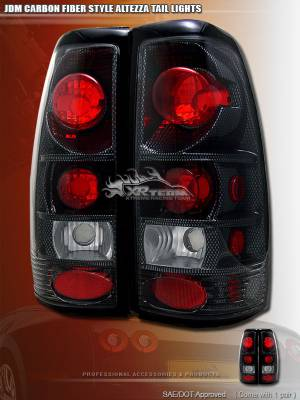 Custom - JDM Carbon Altezza Taillights