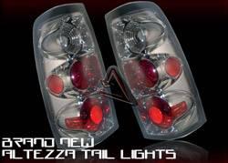 Custom - Smoke Clear Altezza Taillights
