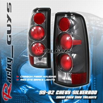 Custom - Red Eye Carbon Taillights