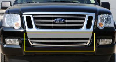 T-Rex - Ford Expedition T-Rex Bumper Billet Grille Insert - 25662