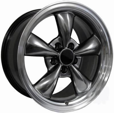 AM Custom - Ford Mustang Hypercoated Bullitt Wheel